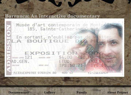 Interactive Documentary