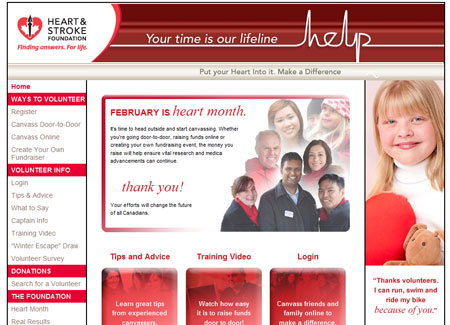 HSF - Heart Month