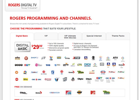 Rogers Digital TV