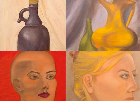 Art Work - Foundations of Painting