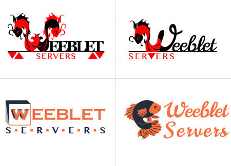 Logos for a new business